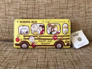 """🚚 Snoopy ಞ""""長夾"""
