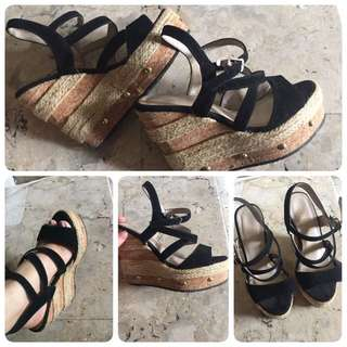 Japan wedge sandals FREE SHIPPING‼️