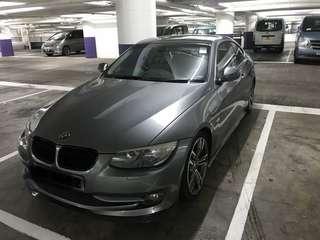 BMW 323CI 2010