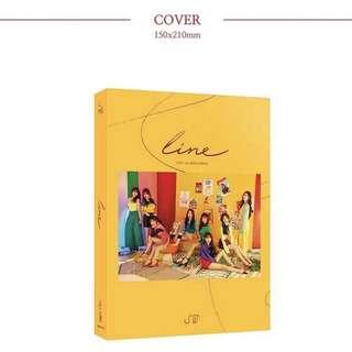 [PREORDER] UNI.T LINE (1st Mini Album)