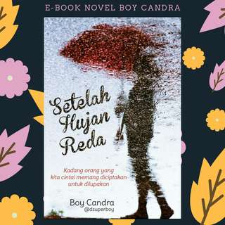 EBOOK PDF NOVEL SETELAH HUJAN REDA