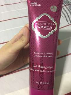 🚚 Hask Weightless Waves Curl Shaping Styler