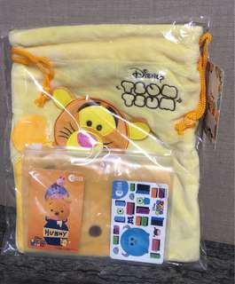 Tsum Tsum Disney EZLink Card Charm