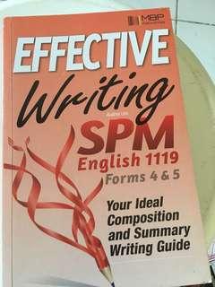 SPM English Writing