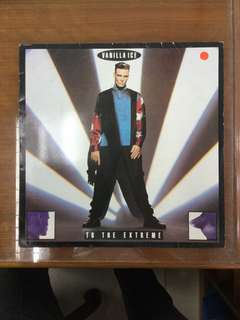 VANILLA ICE (To The Extreme) Vinyl Records