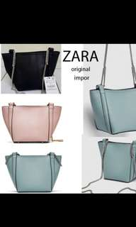 TAS SLING BAG ZARA ORIGINAL