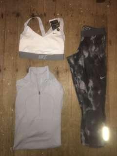 Lululemon/Nike workout bundle