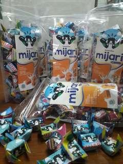 permen susu (milk caramel) MIJARI CARAMEL