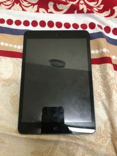 iPad Mini (First Gen Slate Black 16 GB)
