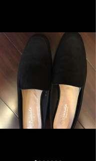 🚚 黑色穆勒鞋 懶人拖鞋
