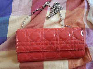Christian dior purse or clutch