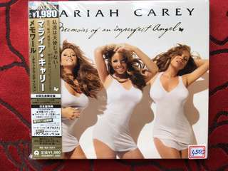 Mariah Carey CD Collectors Item