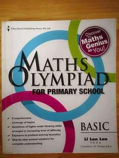 2 math olympiad books