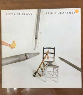 PAUL Mc CARTNEY (Pipes of Peace) Vinyl Records