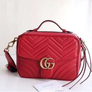 Gucci (leather handle)