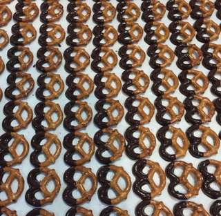 Pretzel Chocolate