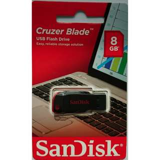 Sandisk Cruzer Blade 8GB /16GB / 32GB For Computer
