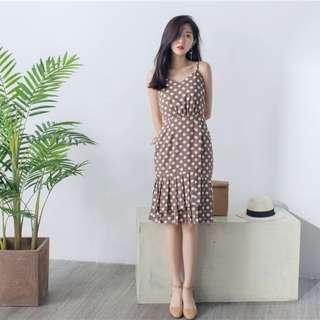 Polka Dot Dress 084 JPN