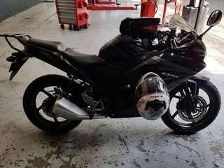 Honda CBR 150 2012 For Sale