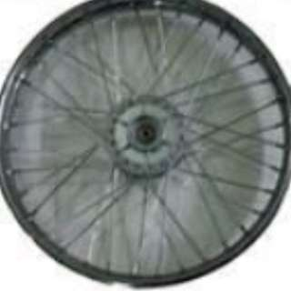 Fore Rim Netted with Tubing