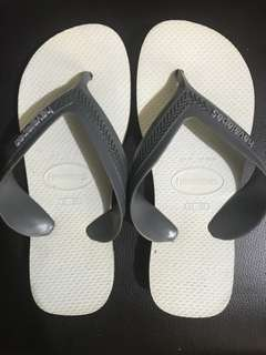 Original Havaianas for boys size 31/32
