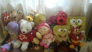 Bundle Sale!! Stuff Toysmm