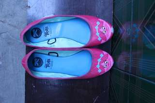 Flat shoes TLTSN  dan H&M