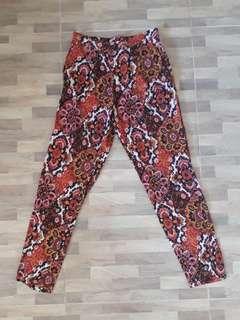 Celana Panjang Kain