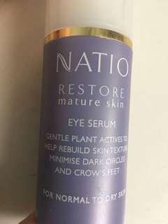 Natio eye serum