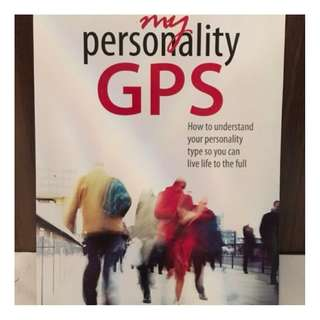My Personality GPS by Keith Henry and Berni Dymet Christian Book