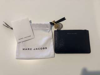 Marc Jacobs Zip coin/card/key Case