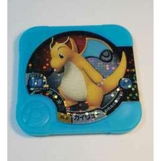 Pokemon Tretta - Dragonite