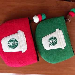 🚚 Starbucks 經過零錢包(1個230元)