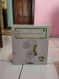 Claire's manual breast pump