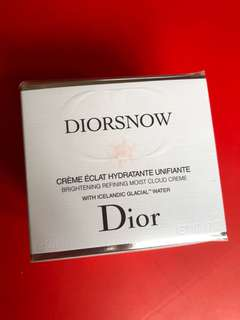 Dior snow cloud cream 50ml