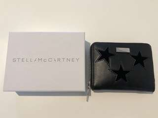 Stella Mccartney Stars Compact Wallet
