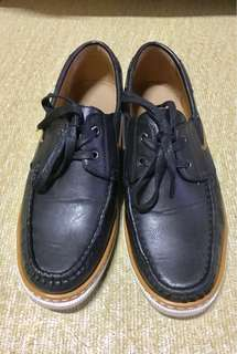 Men Shoes - Boat Shoes