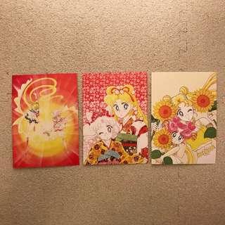 美少女戰士 原畫 漫畫 明信片 Sailor Moon Postcard
