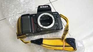 Nikon F-801 Film SLR