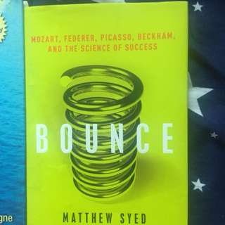 Bounce - Matthew Syed