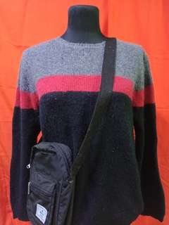 Knitted Pullover for Men