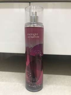 new bath and body works bodymist