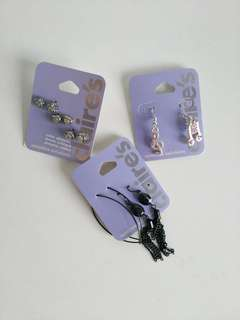 Claire's Earrings Bundle