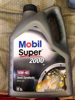 Minyak Mobil Super 2000
