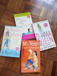 Summit Media books