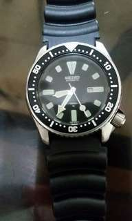 Seiko Divers Watch Automatic