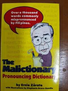 The Malictionary