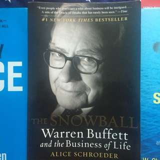 The Snowball - Warren Buffet And The Business Of Life