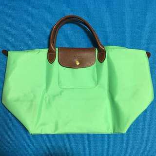 Longchamp 經典手挽袋