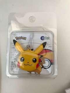 BNIB Pikachu ezlink charm